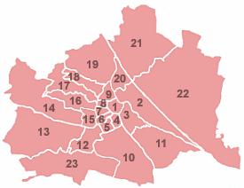 Wien_districts
