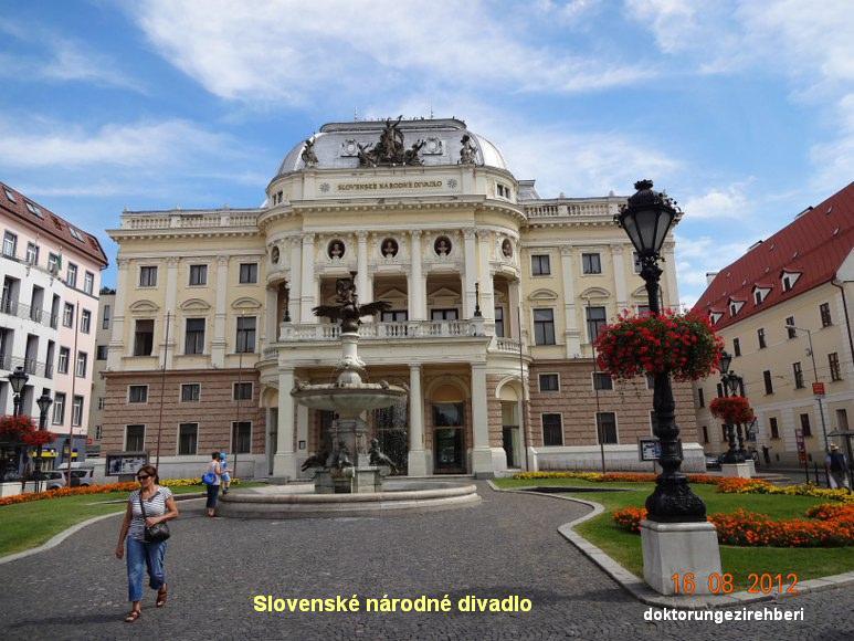 Slovenske narodne divadlo