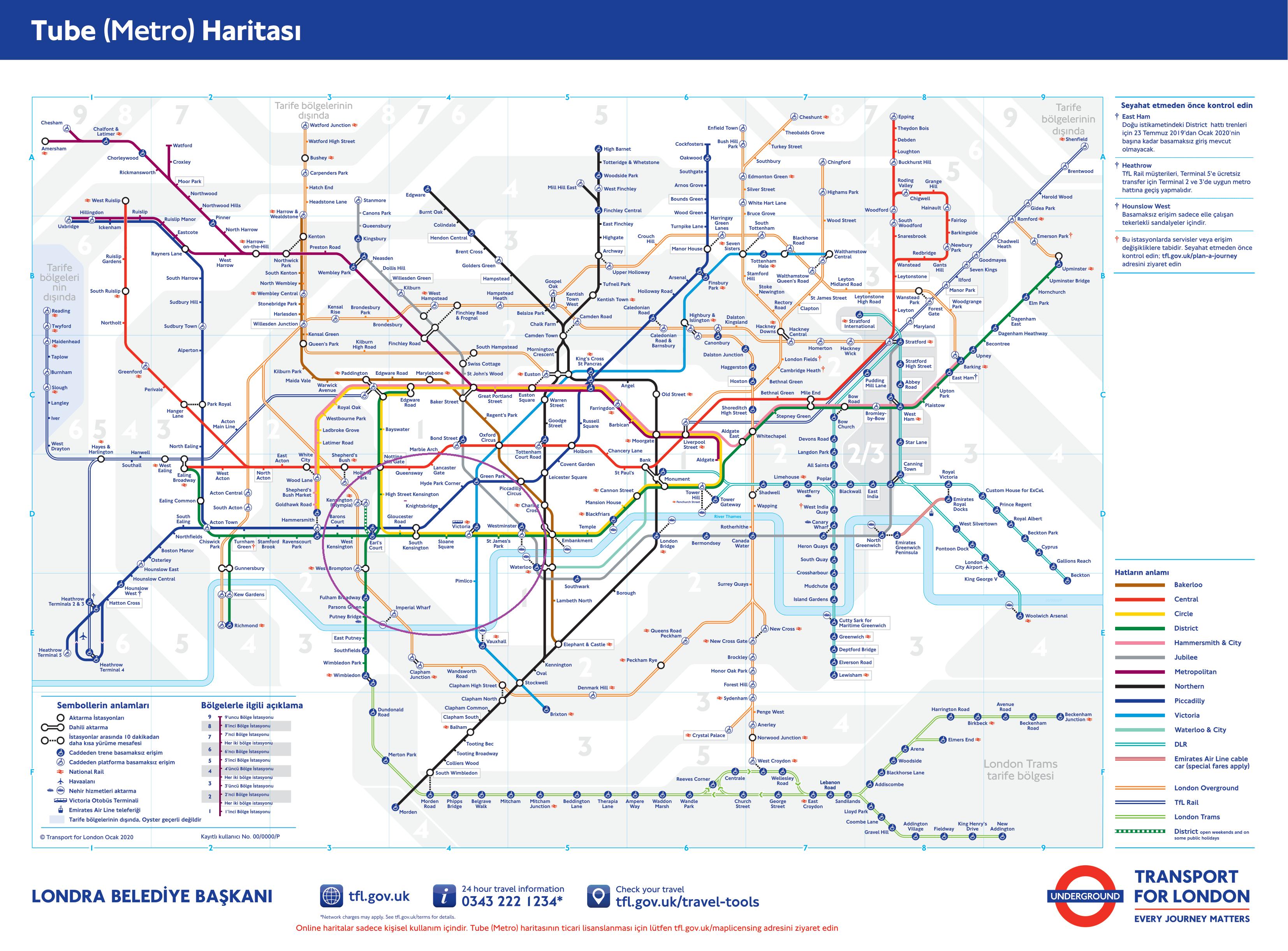 South Kensingtonmap